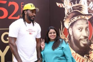 Media Briefing session – Poker Nights with Gayle 1