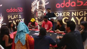 Media Briefing session – Poker Nights with Gayle 4