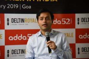 Mohit Agarwal, Founder & CEO of Adda52.com